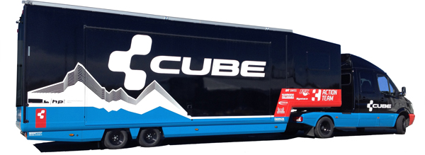 Cube Bikes Tuck bei ready2bike.de
