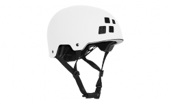 Cube Cycle Helmet Youth Dirt white