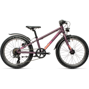 Cube Acid 200 Allroad purple´n´orange Kid Bicycle 2021