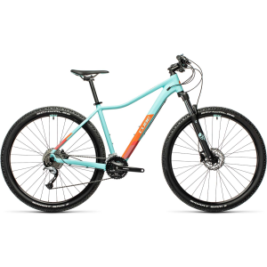 Cube Access WS Pro iceblue´n´orange Damen Mountainbike...