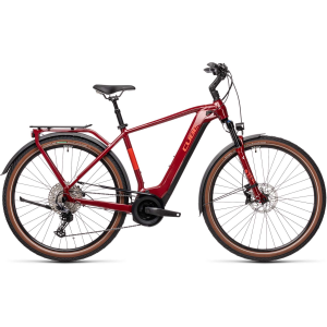 Cube Touring Hybrid EXC 625 red´n´grey E-Bike/Pedelec 2021